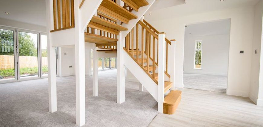 Greystone – 5 bed detached new build property